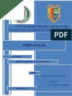 Portafolio de Proteccion de La Informacion