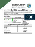 notas de clase de administración de proyectos