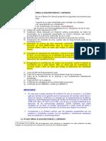 Requisitos Para La Suscripción Del Contrato