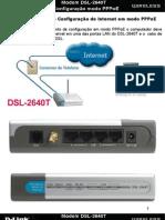 D-link Dsl-2640t Pppoe