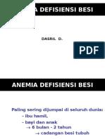 21. Anemia Def Fe Dan Hemolisis