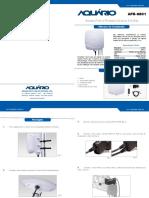 Manual APR 5801