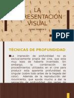 La Representación Visual