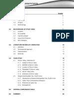 Toc Preliminary Report