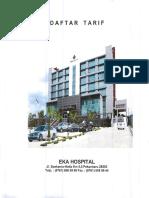 2010 02 PKU Tarif Eka Hospital