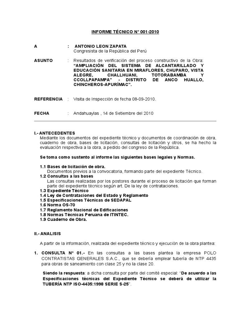 INFORME TÉCNICO Alcantarillado Uripa[1] (2)