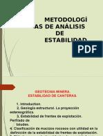 CRITERIOS DE ROTURA