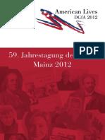 Dgfa2012 Conference Program Final