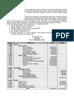 Kasus II Perusahaan Jasa acc