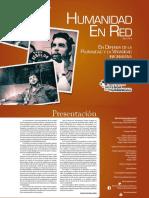 Revista Digital Humanidad en Red n° 8 En Defensa de la Veracidad y la Pluralidad Informativa