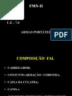 Fmn-II - Armamento Fal.ppt