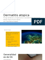 Dermatitis Atopica Nayely Celyna Gomez Caporal