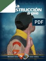 Guía de instrucción a pie (Orden Cerrado-Chile).pdf