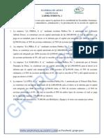 Contabilidad II Laboratorio 1 Apertura de Sociedades