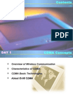 CDMA Concept