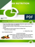 Human Nutrition pptx