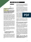 Civil Law Review Cases