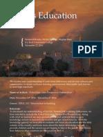 israels education