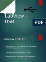 LabView USB