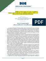27.4 RD 1432 2008 Proteccion Avifauna