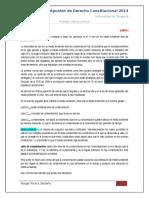 constitucional Art 19 n° 8-1