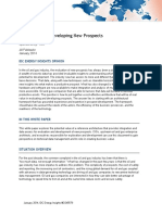 Evaluating Developing New Prospects PTDI 0114 1