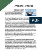 Das Offshore Profile