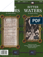 d20 Alderac Entertainment Group Bitter Waters