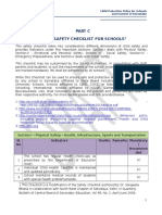 School Safety Checklist - Revised Nov 4th_15!11!14