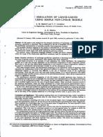 87CCE Dynamic Simulation Liquid-liquid Operations