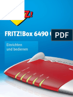 Handbuch FRITZ Box 6490 Cable