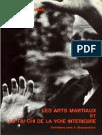 Art Martiaux Et Le Tai Ji Quan de La Voie Interieure
