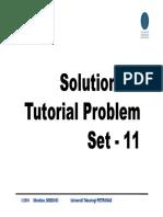Solution for Tutorial Problem Set -11.pdf