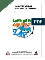 BOSH Training_Narrative Handout