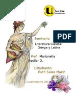 Seminario Literatura Clásica Griega y Latina1