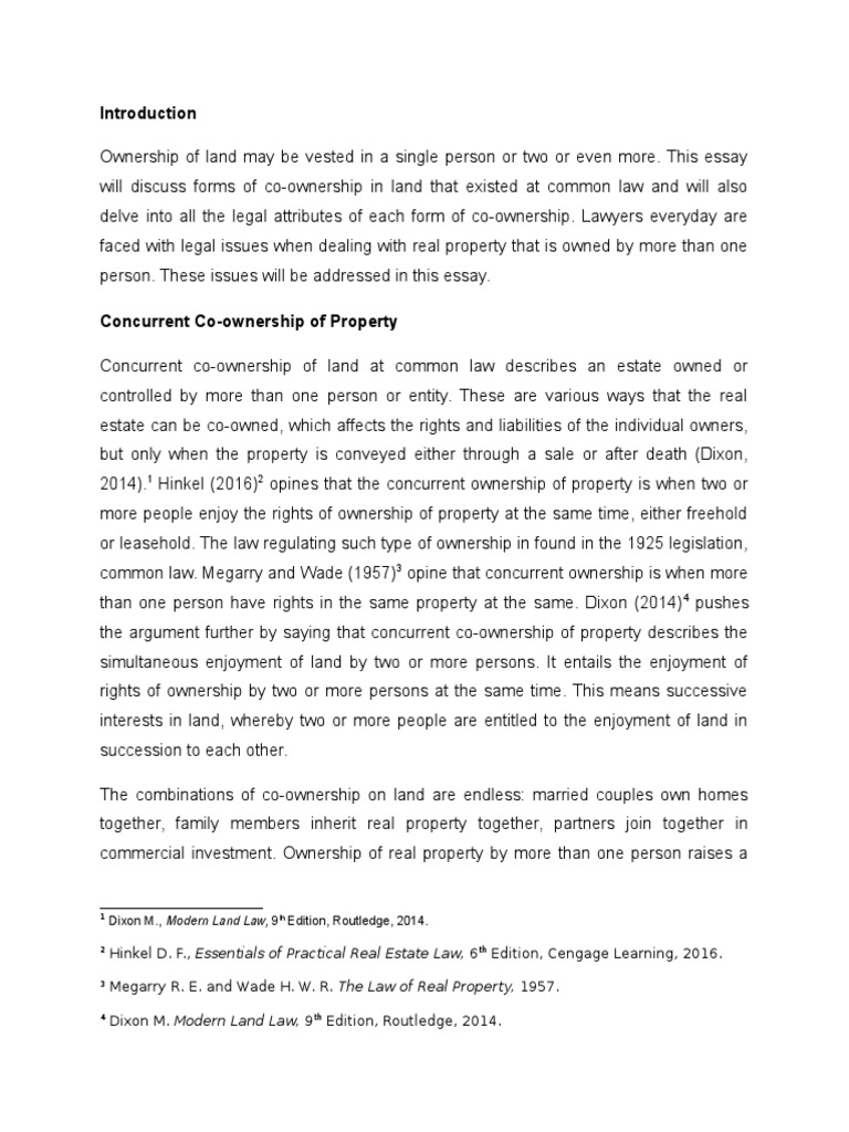 law essay example pdf