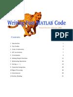 Writting Fast Matlab Code.pdf