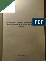 B. Begovic, Doprinos Suma i Sumarstva Busovackog Regiona