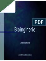 Bioinginerie