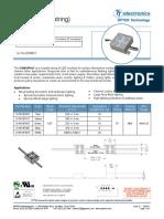 OVN18F4x7 - 4 LED Module