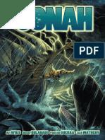 Jonah Bible Comic Bk