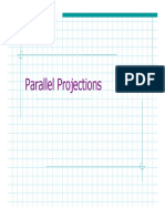 W3 Parallel Projections CH3