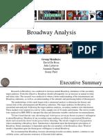 Broadway Analysis