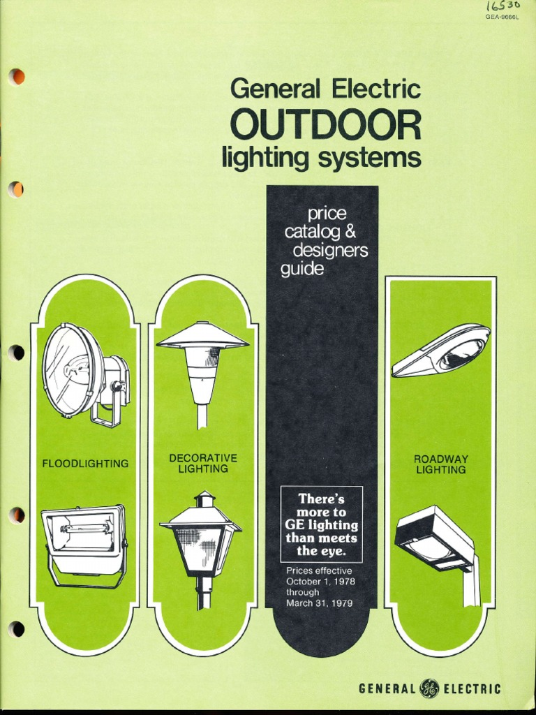 Ge lighting systems price book outdoor designers guide 10 78 3 ge lighting systems price book outdoor designers guide 10 78 3 79 business engineering aloadofball Gallery
