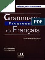 Maïa Grégoire Grammaire Progressive Du Français