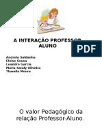 Didática - A Interação Professor-Aluno