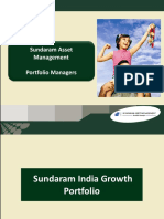 Sundaram India Growth Portfolio - ICICI Direct