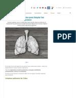 Remedios naturales para limpiar los pulmones - Mejor con Salud.pdf