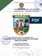 Dbc- Construccion Plaza Principal Rotonda