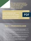 Faktor- Faktor Yang Mempengaruhi Tahap Kepuasan Pelanggan Terhadap